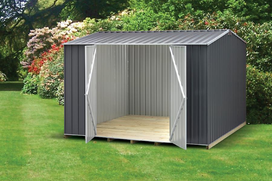 storetech garden sheds